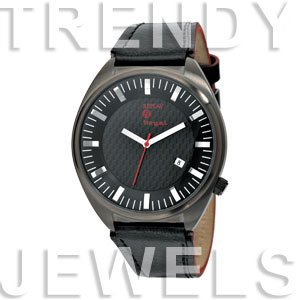 Replay Royal - Uhr 48 mm Schwarz RWRX1303NH