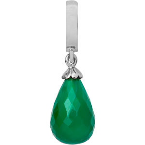 Endless Green Onyx Drop 31350