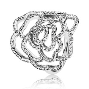 Pandora Ring Wildrose 190950CZ