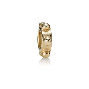 Pandora Spacer Gold BB 750218